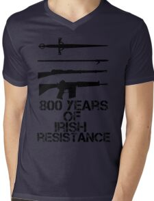800 Years Mens V-Neck T-Shirt