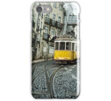 Point Tram  iPhone Case/Skin