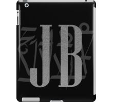 J B Birthday iPad Case/Skin