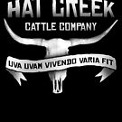 Hat Creek Cattle Company by robotrobotROBOT