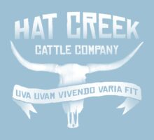 Hat Creek Cattle Company Kids Tee
