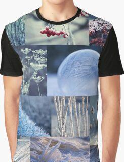 4 Seasons - Winter, 4 Jahreszeiten - Winter Graphic T-Shirt