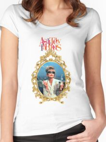 Absolutely Fabulous Patsy Women's Fitted Scoop T-Shirt
