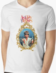 Absolutely Fabulous Patsy Mens V-Neck T-Shirt