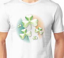 Eerie irish shamrock Unisex T-Shirt