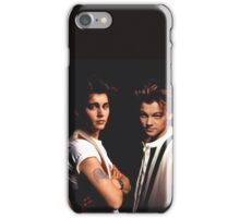 Leonardo DiCaprio and Johnny Depp iPhone Case/Skin