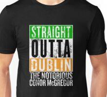 outta Dublin Conor McGregor Unisex T-Shirt