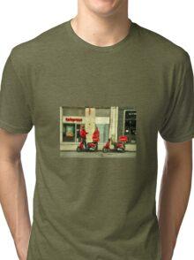 Telepizza  Tri-blend T-Shirt