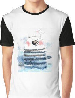 sailor Graphic T-Shirt