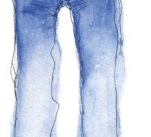 Jeans 5 Sticker
