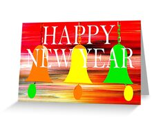 HAPPY NEW YEAR 10 Greeting Card
