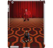 Shinning Dany Kubrick / Twin Peaks Lynch iPad Case/Skin
