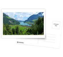 Switzerland Postcards