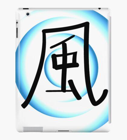 Kaze Kanji iPad Case/Skin
