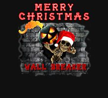 Wall Breaker Break The Rules COC Christmas Unisex T-Shirt