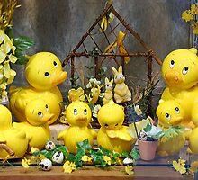 Happy Easter by Arie Koene