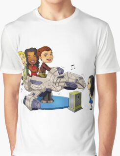 When's My Turn? Graphic T-Shirt