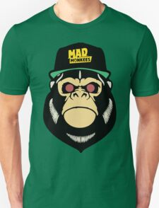 This Monkey is Too much style T-Shirt