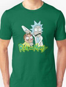 rick morty, rick, rick sanchez, cartoon, fun, youtube, science. Unisex T-Shirt
