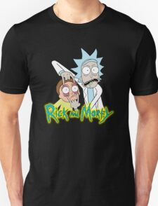 rick morty, rick, rick sanchez, cartoon, fun, youtube, science. Unisex T-Shirt