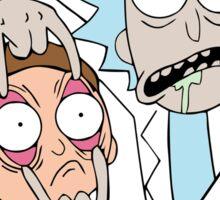 rick morty, rick, rick sanchez, cartoon, fun, youtube, science. Sticker