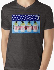 HAPPY NEW YEAR 5 Mens V-Neck T-Shirt