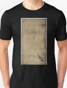 002  An unfinished drawing of the battle of Fredericksburg Saturday December 13 1862 Unisex T-Shirt