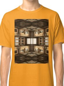 Architectural Labyrinth Classic T-Shirt