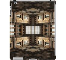 Architectural Labyrinth iPad Case/Skin