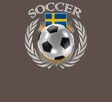 Sweden Soccer 2016 Fan Gear Unisex T-Shirt