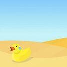 Desert  by Berker Sirman