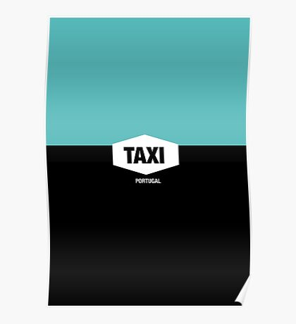 taxi-portugal Poster
