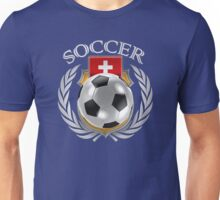 Switzerland Soccer 2016 Fan Gear Unisex T-Shirt
