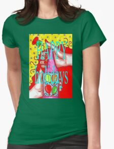 HAPPY HOLIDAYS 19 Womens Fitted T-Shirt