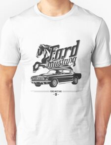 Ford Mustang 1967 Unisex T-Shirt