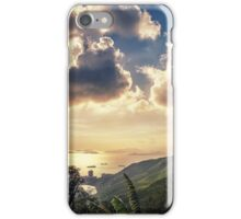Sunset over the South China Sea iPhone Case/Skin