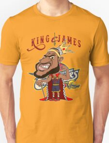 KING JAMES T-Shirt