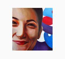 Smile, 2011, 100-100cm, oil on canvas Unisex T-Shirt