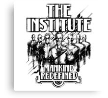 The Institute - Mankind Redefined Canvas Print