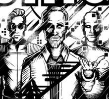 The Institute - Mankind Redefined Sticker