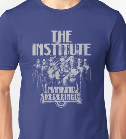 The Institute - Mankind Redefined G Unisex T-Shirt