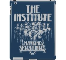 The Institute - Mankind Redefined G iPad Case/Skin