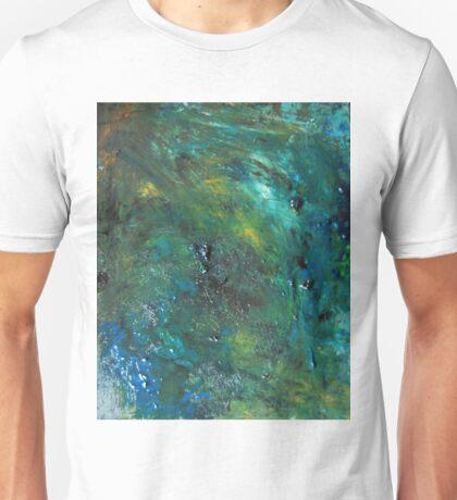 Storm, 2011, 24-30cm, oil on canvas Unisex T-Shirt