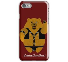 LEATHER LOVIN BEAR! iPhone Case/Skin
