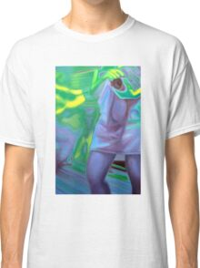 The photographer, 2011, 53-80cm, oil on canvas Classic T-Shirt
