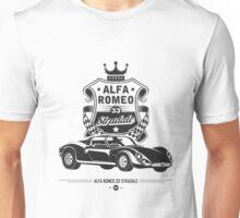 Alfa Romeo Stradale Unisex T-Shirt