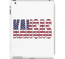 Kansas. iPad Case/Skin