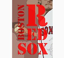 Boston Red Sox Typography wall poster Unisex T-Shirt