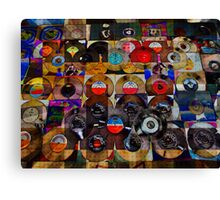PICK OF THE POPS Canvas Print