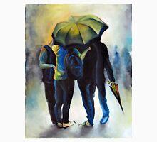 Too much rain!, 2011, 24-30cm, oil on canvas Unisex T-Shirt